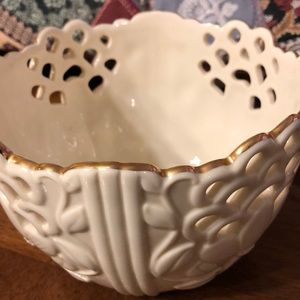 LENOX Other - Lenox White Decorative Bowl Vintage